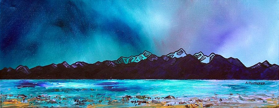 arran,  Ayrshire, Scotland Painting and prints.