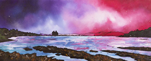 Isle of Arran paintings and prints art gallery